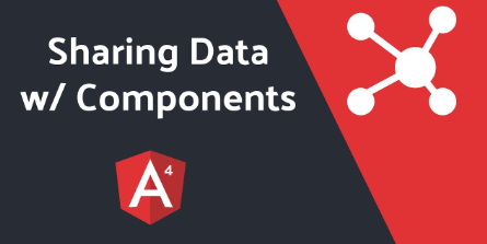 Sharing data between the Angular components - iSummation