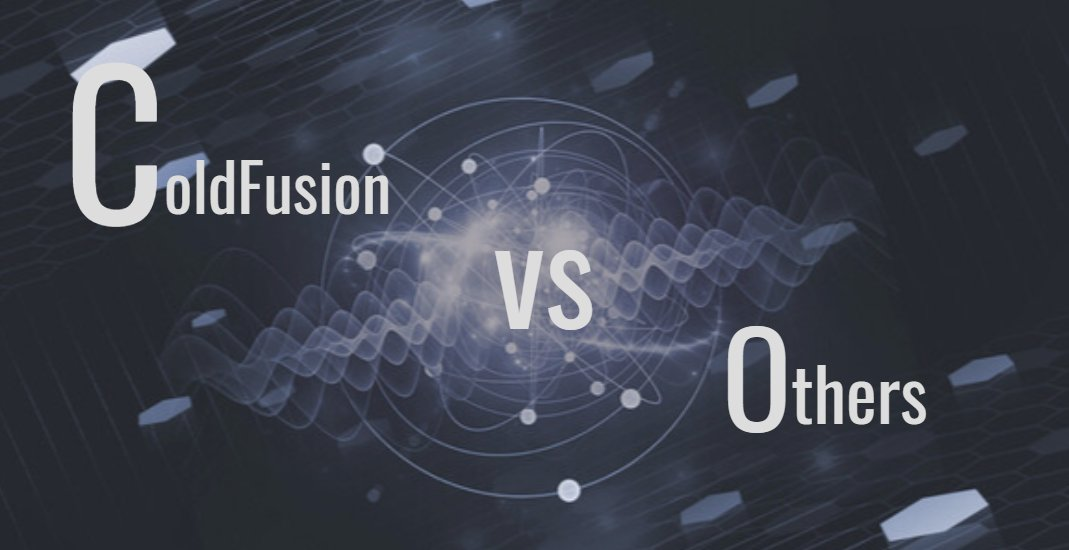 ColdFusion Development vs other programming Language