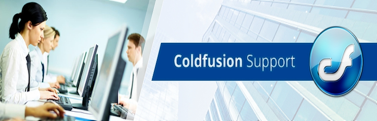 Coldfusion support, coldfusion maintenance, coldfusion maintenance and support